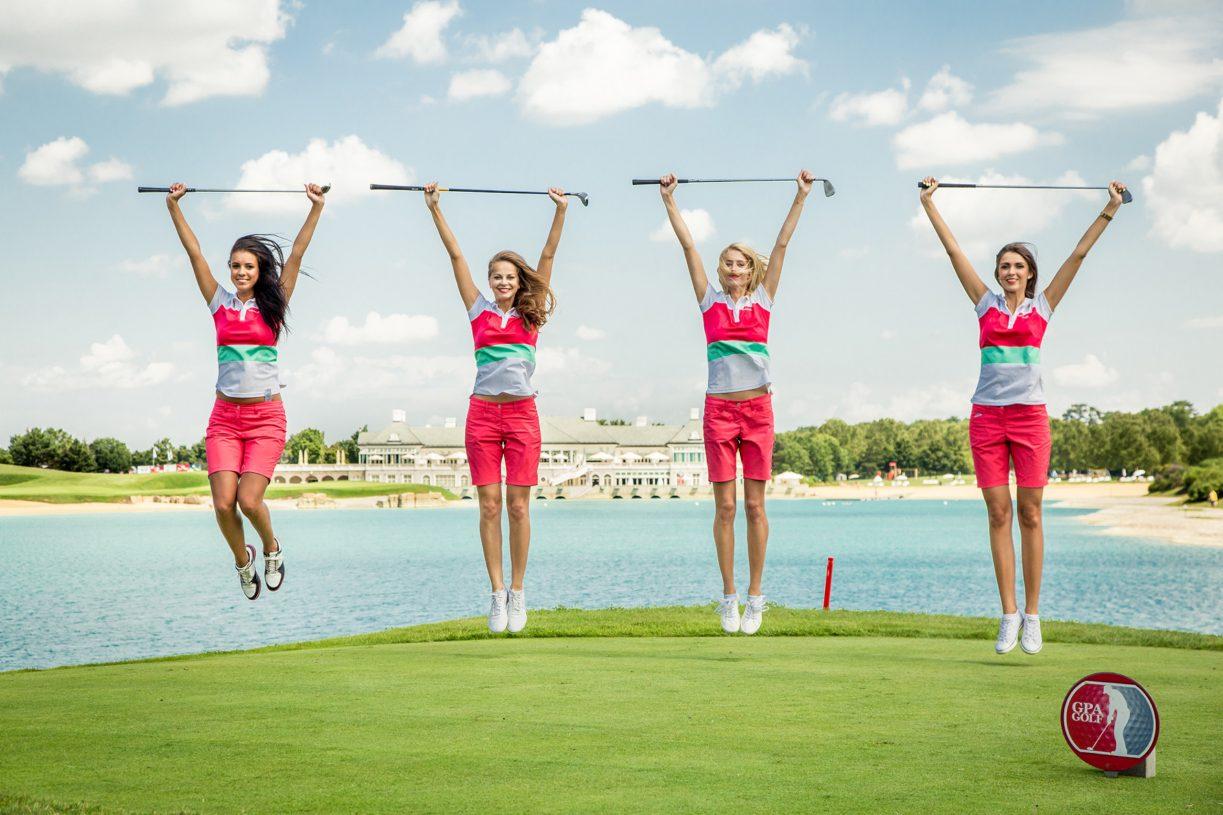 Naše práce - Golf eventy